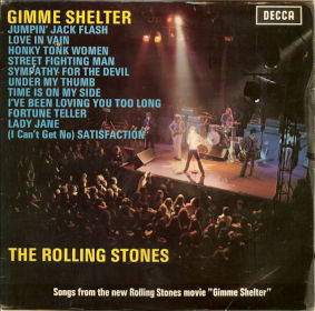 1971 Gimme Shelter