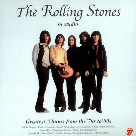 2008 Greatest Albums From The 70s to 00s – In Studio
