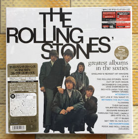 2008 Greatest Albums In The Sixties