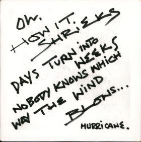 2005 Hurricane – CDS