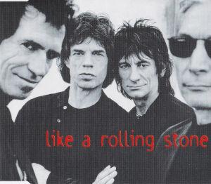 1995 Like A Rolling Stone – CDS