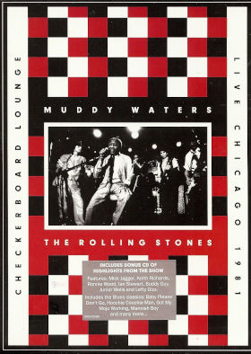 2012 & Muddy Waters – Live at the Checkerboard Lounge Chicago 1981