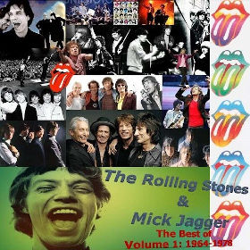 2017 & Mick Jagger – The Best of 1964-2017 Vol.1-2