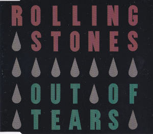 1994 Out Of Tears – CDS