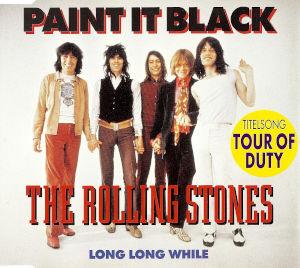 1990 Pain It Black – CDS