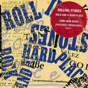 1989 Rock And A Hard Place – CDS
