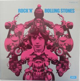 1972 Rock 'N' Rolling Stones