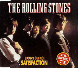 1990 (I Can't Get No) Satisfaction – CDS