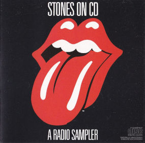 1986 Stones On CD A Radio Sampler