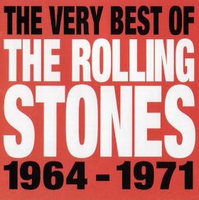 2013 The Very Best Of The Rolling Stones 1964-1971