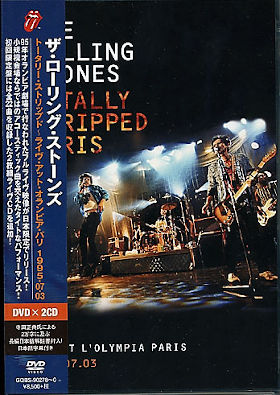 2017 Totally Stripped Paris – Live At L'olympia Paris 1995.07.03