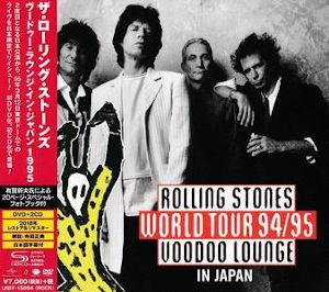 1995 Voodoo Lounge In Japan