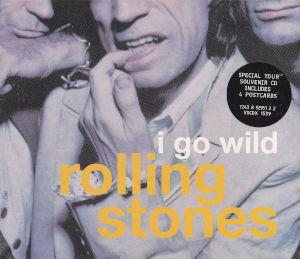 1995 I Go Wild – CDS