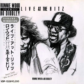 1988 & Bo Diddley – Live At The Ritz