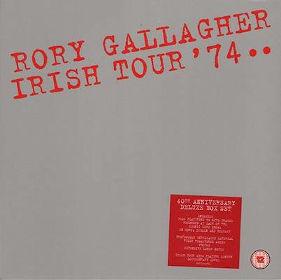 1974 Irish Tour '74 – 40th Anniversary Deluxe