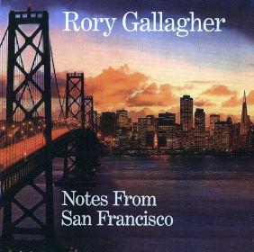 2011 Notes From San Francisco