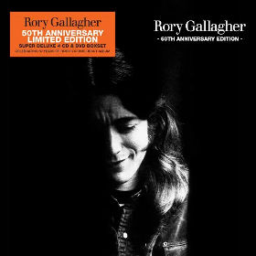 1971 Rory Gallagher – 50th Anniversary Super Deluxe